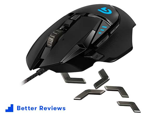 Logitech G502 the Best Gaming Mouse