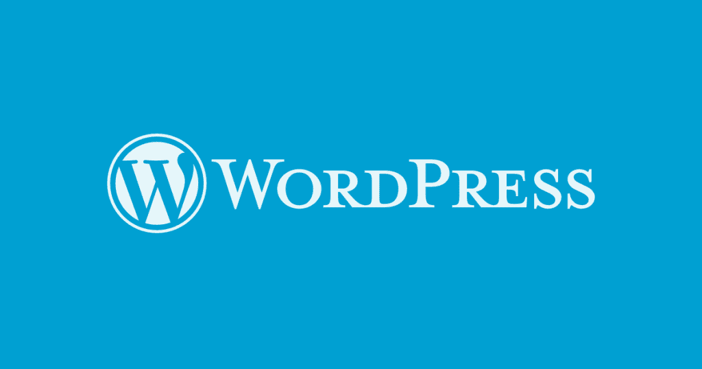 Wordpress disk space