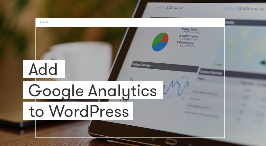 how to put google analytics on wordpress